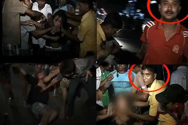 The Guwahati incident