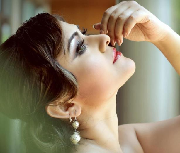 Bengali actress Koneenica Banerjee