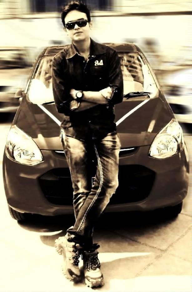 Bengali actor Bobby Chakraborty
