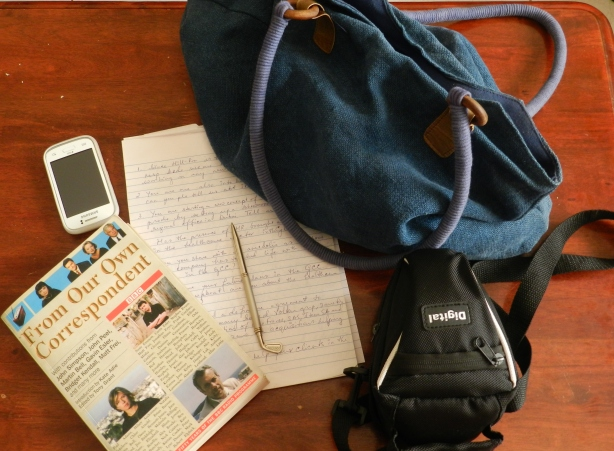 Confessions of a woman journalist from India