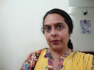 Journalist Rina Mukherji moved court against her employer and fought her case for 10 long years