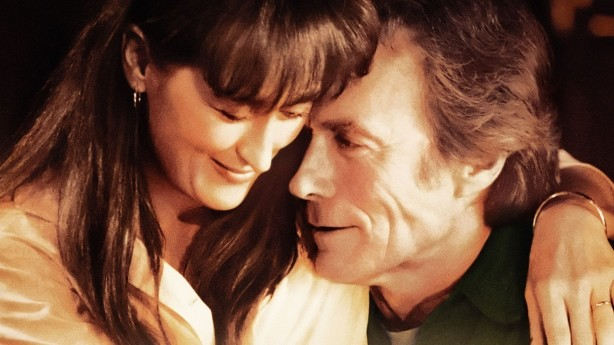 A still from the film The Bridges of Madison County