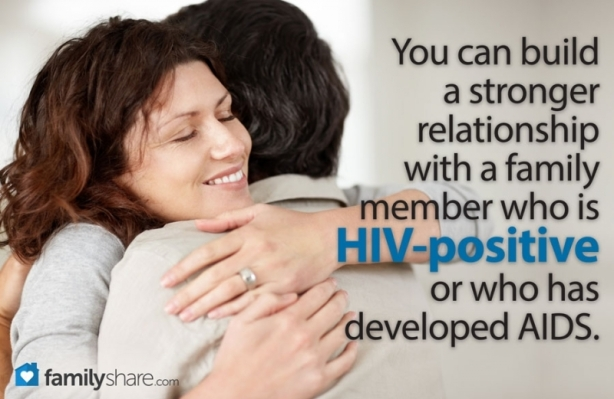 This guy went ahead with marriage despite knowing his girlfriend was HIV+ (picture from internet)