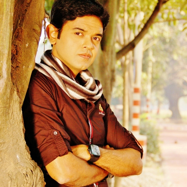 Actor Bobby Chakraborty has taken his anti-addiction campaign to schools in West Bengal and has inspired young minds