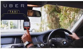Uber Cab. Picture taken from the net.