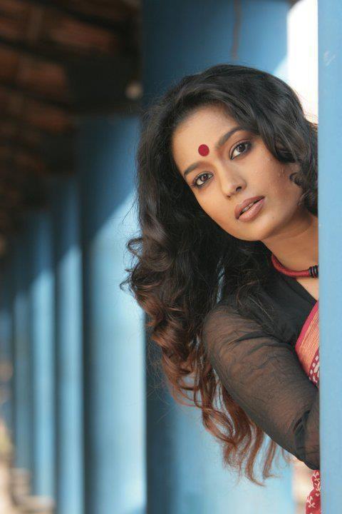 Actress Ananya Chatterjee